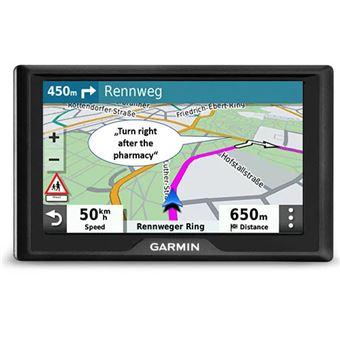 Navegador GPS Garmin Drive 52 & Live Traffic