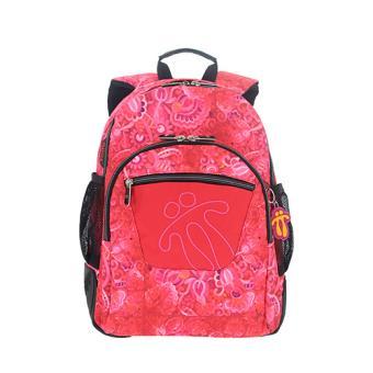 Flores Mochila Crayoles Neceser Bolsa Totto Rosa qx04E6