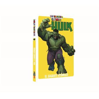 Mi Primer Cómic. Hulk: El gigante atómico