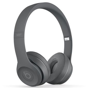 Auriculares Bluetooth Beats Solo3 Gris