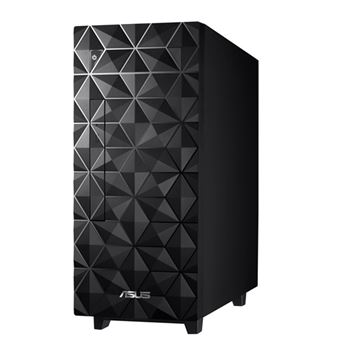 PC Sobremesa Asus U500MA -R4600G022T Negro