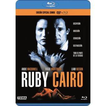 Ruby Cairo - Blu-Ray + DVD