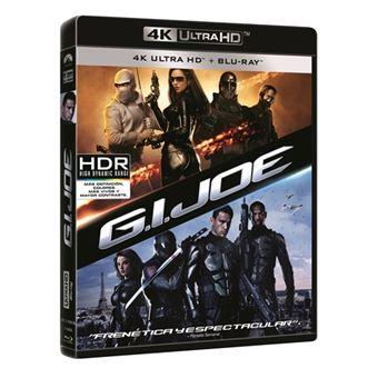G.I.Joe - UHD + Blu-Ray