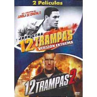 Pack 12 trampas 1 y 2 - DVD