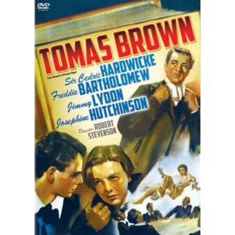 Tomas Brown - DVD