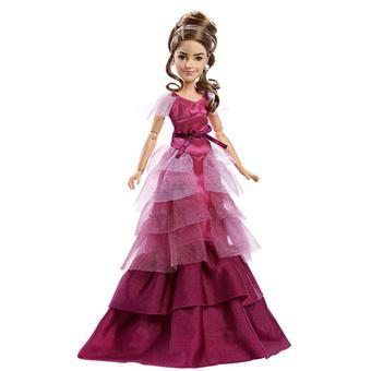 Muñeca Mattel Harry Potter - Hermione con vestido de gala