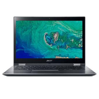 Portátil Convertible 2 en 1 Acer Spin 3 SP314-51-52ZL 14'' Negro