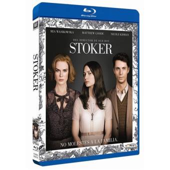 Stoker - Blu-Ray