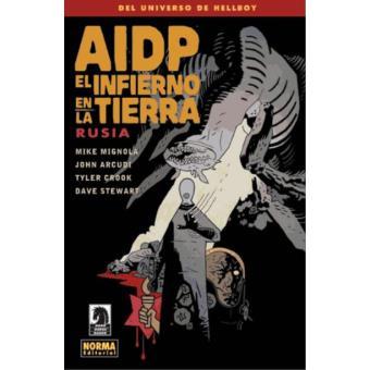 AIDP 18. El infierno en la tierra 3
