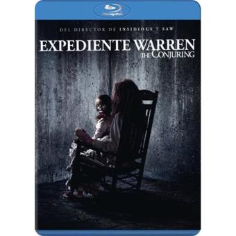 El expediente Warren - The conjuring - Blu-Ray