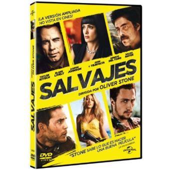 Salvajes - DVD