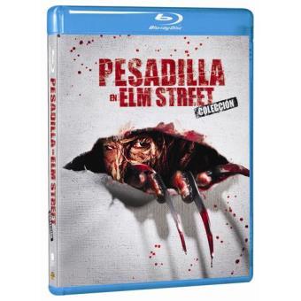 Pack Pesadilla en Elm Street - Blu-Ray