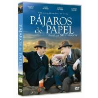 Pájaros de papel - DVD