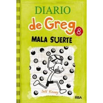 Diario de Greg 8 - Mala suerte