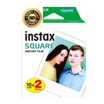 Papel fotográfico Fujifilm Instax Square 10 x 2