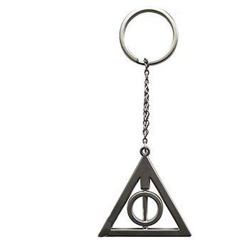 Llavero Harry Potter - Símbolo de las Reliquias de la Muerte