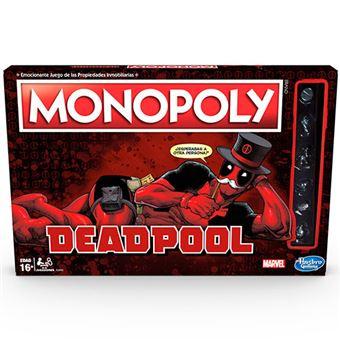 Monopoly Ed Deadpool
