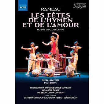 Rameau - Les Fetes de L'Hymen et de L'Amour - DVD