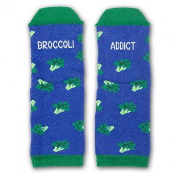UO Mini calcetines Broccoli Addict - Talla 15-18