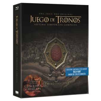 Juego de Tronos - Temporada 7 - Steelbook Blu-Ray
