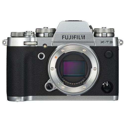 Cámara EVIL Fujifilm X-T3 Body Plata