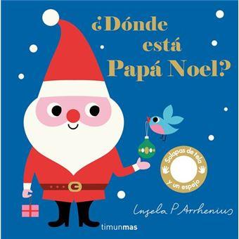 ¿Dónde está Papa Noel?