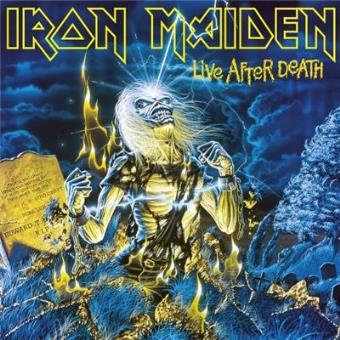Live After Death - Vinilo