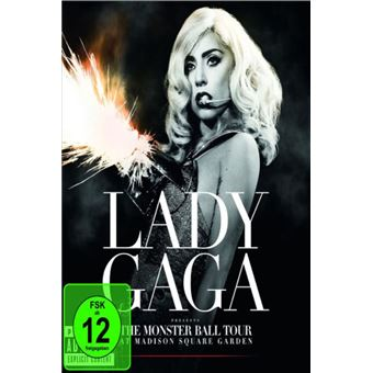 Lady Gaga Presents: The Monster Ball Tour At Madison Square Garden (Formato Blu-Ray)