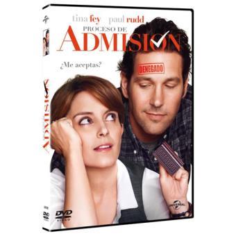 Proceso de admisión - DVD
