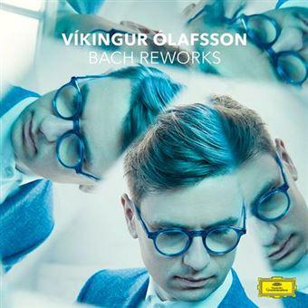 Víkingur Ólafsson Bach Reworks - 2 vinilos