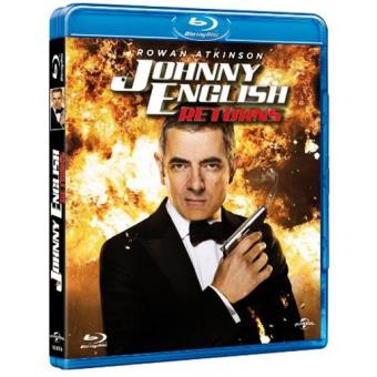 Johnny English Returns - Blu-Ray