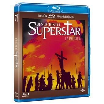 Jesucristo Superstar V.O.S. - Blu-Ray