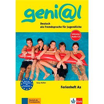 Geni@l - Ferienhefte - A2 + CD
