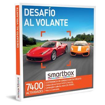 Caja Regalo Smartbox - Desafío al volante