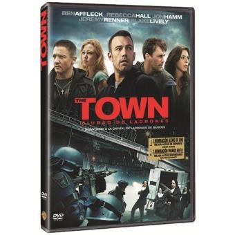 The Town: Ciudad de ladrones - DVD