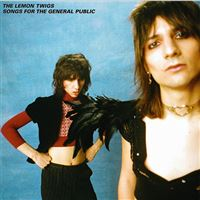 Songs for the General Public - Vinilo