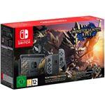 Consola Nintendo Switch Edición Monster Hunter Rise