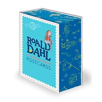 Roald Dahl. Postcard Box