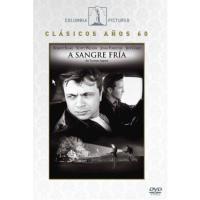 A sangre fría - DVD