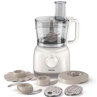 Robot de cocina Philips HR7627/00 Blanco
