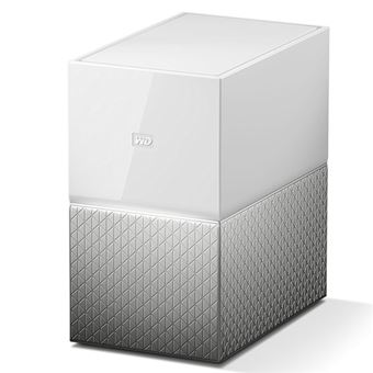 Disco Duro NAS WD My Cloud Home Duo 8TB