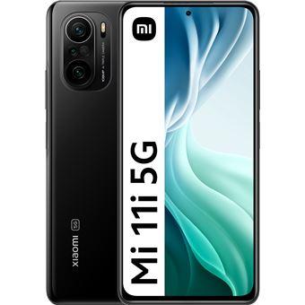 Xiaomi Mi 11i 5G 6,67'' 256GB Negro