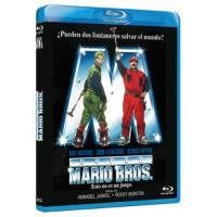 Super Mario Bros - Blu-Ray