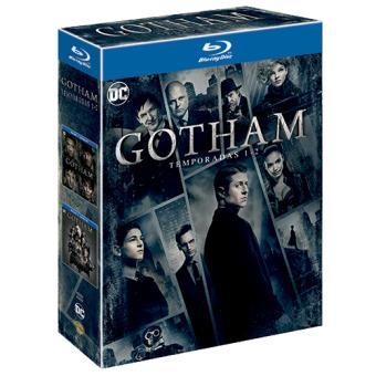 Gotham - Blu-Ray temporadas 1 y 2