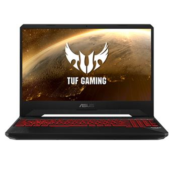 Portátil gaming Asus FX505GD-BQ137T 15,6'' Negro
