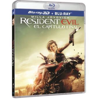 Resident Evil 6 El capítulo final - Blu-Ray + 3D