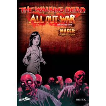 The Walking Dead: All Out War. Booster Maggie