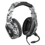 Auriculares GXT 488 Forze Gris Camuflaje PS4