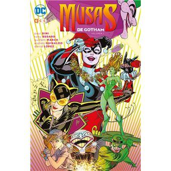Musas de Gotham Vol. 1 (de 2)
