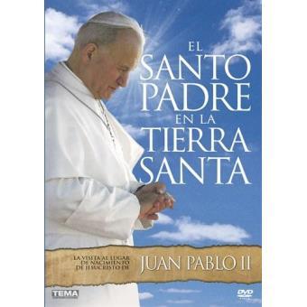 Juan Pablo II: El Santo Padre en la Tierra Santa - DVD